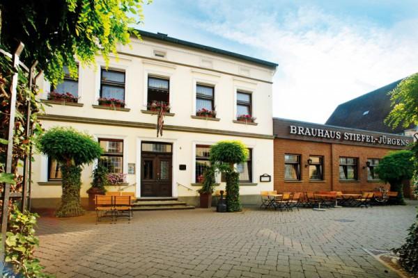 Brauhaus Stiefel-Jürgens in Beckum – herzlich willkommen
