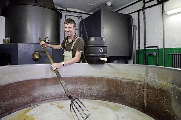 Stiefel-Jürgens in Beckum – Brauerei