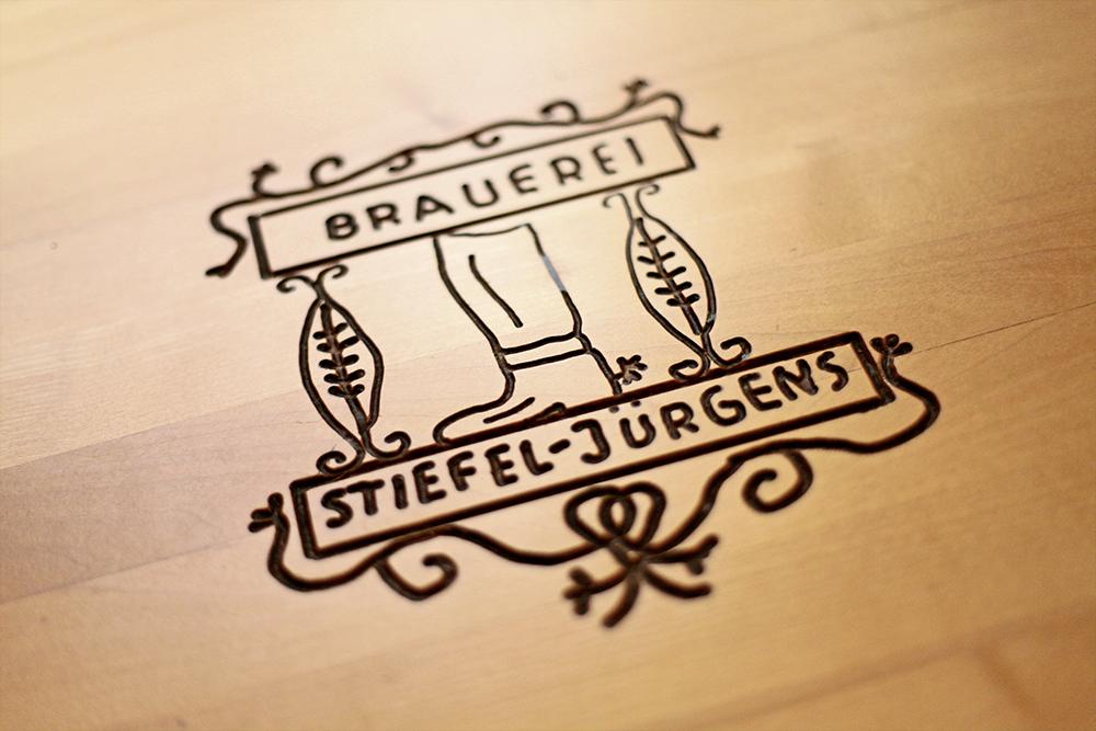 Stiefel-Jürgens in Beckum – Geschichte des Namens